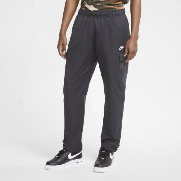 南◇2020 8月 Nike NSW 長褲 大口袋 機能 運動褲 黑色 CU4326-010 小勾勾 工裝 類ACG