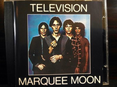 Television ~ Marquee Moon 等二張專輯。