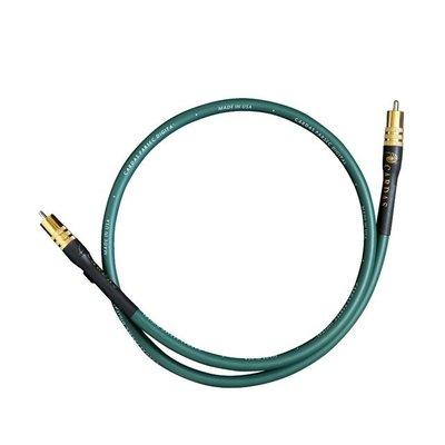 禾豐音響 1.0m 美國 Cardas Parsec 同軸數位線 (SPDIF) 公司貨