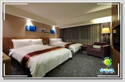 【網路旅展】花蓮富野渡假酒店。家庭客房2大床房住宿券(含2客早餐)