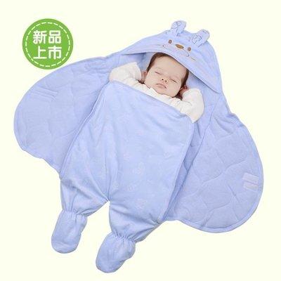 新生嬰兒包被抱被春夏季包巾小被子春秋冬季薄款抱毯襁褓寶寶用品