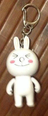 全新兔兔鑰匙圈按下去燈會亮有聲音