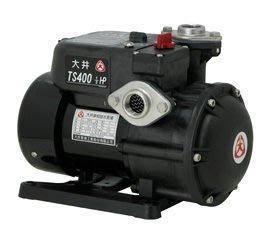 【 川大泵浦 】大井WARLUS TS-400B 1/2HP靜音抽水馬達 TS400B (TS400)