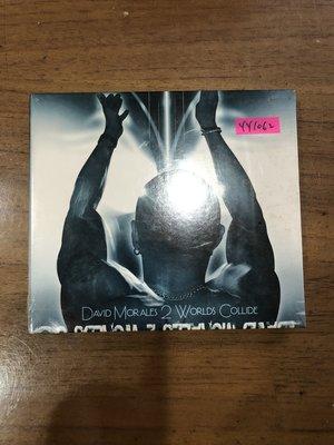 *還有唱片三館*DAVID MORALES / 2 WORLDS COLLIDE 全新 YY1062 (需競標)