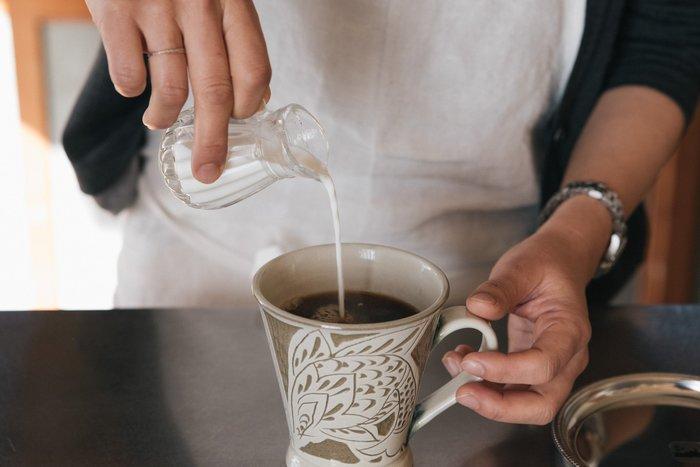 發現花園 日本選物- 日本製    廣田硝子  玻璃  奶盅 小奶壺