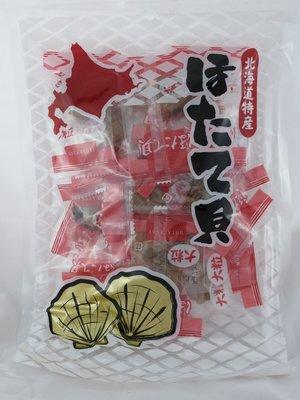 *日式雜貨館*日本原裝 北海道 干貝糖 燒干貝 炭燒大粒干貝 燒帆立貝 原味燒干貝 150g 現貨