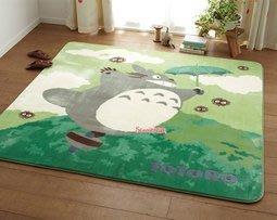 東京家族 宫崎駿龍貓 正品正版 撑傘款地墊地毯 現貨