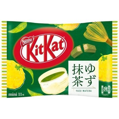 Mei 小舖☼預購 日本 KitKat 抹茶柚子(期間限定)/ 抹茶 / 杏仁蔓越莓 / 濃巧克力 威化餅
