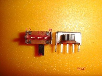【全冠】滑動開關 切換開關3PIN)~SLD-12-500~1000PCS/800元(VN437)