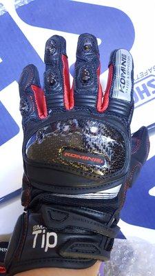 可分期 可刷卡 現貨 最新款 KOMINE GK-193可觸控螢幕 手套 機車手套 重機手套 防風手套 GK193手套 防摔手套 護甲手套
