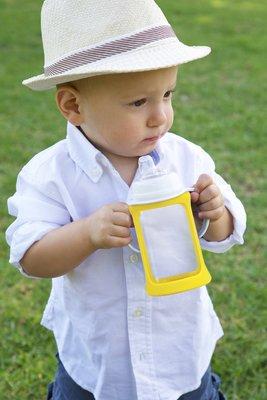 ♫♥Yo媽‧嚴選♥♫ 澳洲CherubBaby 鴨嘴杯轉接套組 水壺 學習杯