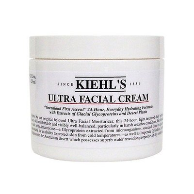 科颜氏 KIEHL'S ULTRA FACIAL CREAM 高保湿霜 125ml