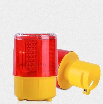 太陽能警示燈【NF546】 交通安全 防護控制管理設備指示燈 LED燈珠交通燈