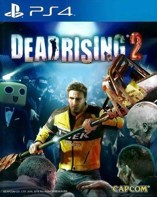 【二手遊戲】PS4 死亡復甦2 DEAD RISING 2 殭屍 動作遊戲 英文版【台中恐龍電玩】