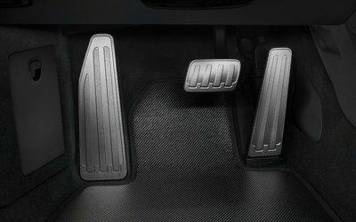 【樂駒】  Porsche PDK 金屬踏板組 原廠 休息踏板 改裝 精品 套件 直上 油門煞車