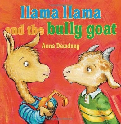 *小P書樂園* Llama Llama and the Bully Goat