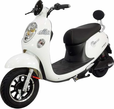 【鉅珀】48V 500W無刷馬達 來克-丘比特《48v 20AH鋰電池版》/電動自行車~電動車-電動腳踏車