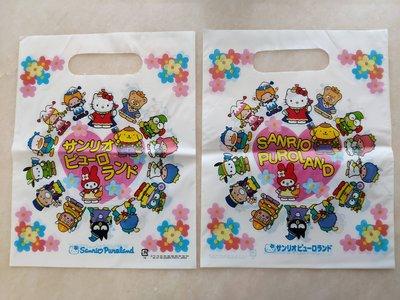 Sanrio Puroland 膠袋