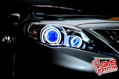 GAMMAS-HID台中廠-TOYOTA-NEW-ALTIS-10.5代大燈遠近魚眼-LED天使眼 霧燈魚眼