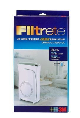現貨3M空氣清靜機超濾淨型進階版/高效版專用濾網含活性碳 空汙 灰塵