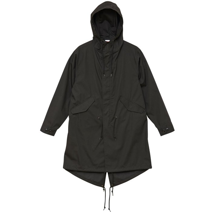 【 PUNX 】UNITED ATHLE UA JAKET T/C 軍裝長版風衣 (單層)