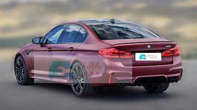 全新 BMW 寶馬 G30 G31 新大五 M5款 前保桿 後保桿 側裙 空力套件 現貨供應 新品上市