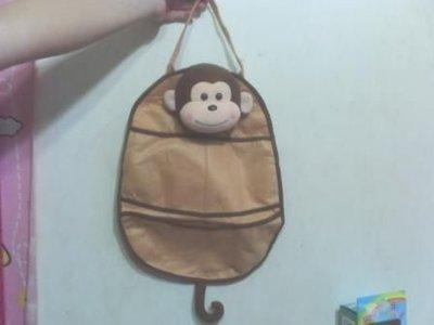 全新猴子吊掛袋