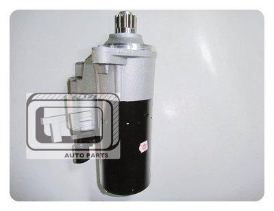 【TE汽配通】VW 福斯 GOLF 1.8/1.9 06-14年 柴油 啟動馬達 起動 2孔 BOSCH 全新品