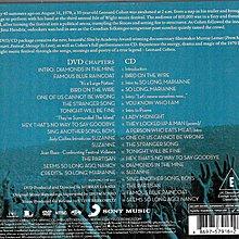 李歐納科恩Leonard Cohen / Live At The Isle Of Wight 1970
