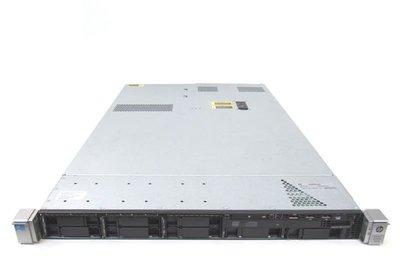 HP ProLiant DL360p Gen8 Server, E5-2609 CPU, 8GB RDIMM, P420i, 2x 750W PSU