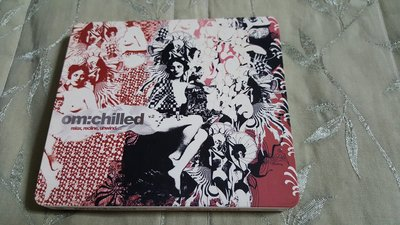 R西洋團(二手CD)om:chilled v.2~relax recline.unwind..有外盒~映象唱片~