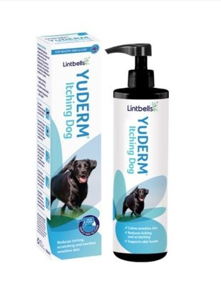 帕彼愛逗 優美登藍油(犬) YUDERM ITCHING DOG 250ML【N236】