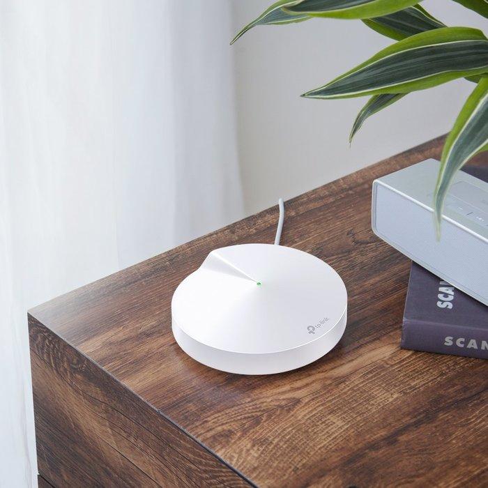 【易霖-無線路由器】TP-LINK Deco M5(1-pack)(US) 完整家庭Wi-Fi系統 版本:2