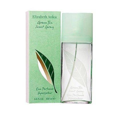 【美妝行】Elizaeth Arden Green Tea  雅頓 綠茶 中性淡香水 100ML 全新正品封膜