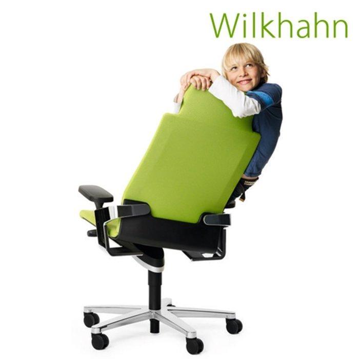 《瘋椅世界》代理 Wilkhahn ON Chair 德國百年品牌 3D傾仰高背網椅 175/7 配備升級不加價