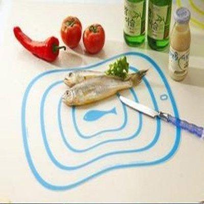 【夜市王】超薄型時尚健康菜板 小號切菜板 切水果板 攜帶方便 切菜板 9元