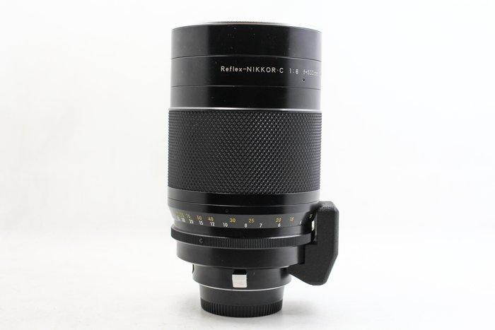 【高雄青蘋果】Nikon Reflex-Nikkor 500mm F8 反射鏡 波波鏡 二手鏡頭 #17957