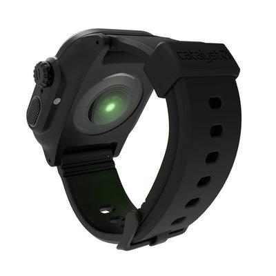 促銷 CATALYST APPLE WATCH SERIES 4 S5 44mm 防水保護殼 潛水100米防水錶殼