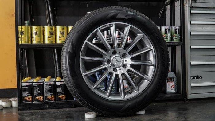 國豐動力 G500 G350 W463 W463A W464 AMG 原廠20吋 275/50/20 倍耐力 一套胎圈