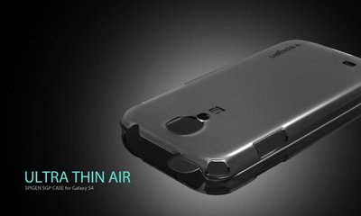 【3C共和國】 SGP SAMSUNG GALAXY S4 Ultra Thin Air 超薄 硬殼 彩色系『霧面透明』