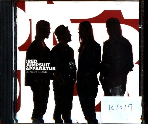 *真音樂* RED JUMPSUIT APPARATUS 二手 K1017 (CD有缺口不影響讀取.封面底破損) (清倉.下標賣4)