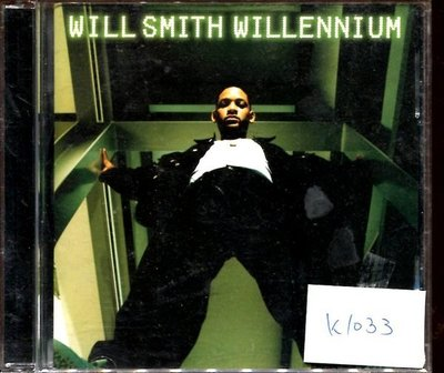 *真音樂* WILL SMITH / WILLENNIUM 二手 K1033 (49下標賣3)