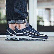 球鞋瘋  Nike Air Max 97 ULTRA NAVY 藍 深藍 海軍藍 男鞋 918356-400