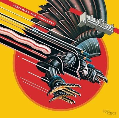【黑膠唱片LP】復仇怒火 Screaming For Vengeance / 猶太祭司---88985390861