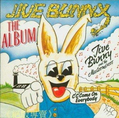 《絕版專賣》Jive Bunny 神氣活現的兔子 / 同名混音特輯 (歐版.無IFPI)