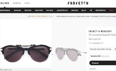 信義計劃 Frency & Mercury 日本製 手工眼鏡 太陽眼鏡 Supremacy Luz del Viaje