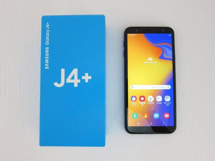 Samsung Galaxy J4+ J415 3G/32G 6吋智慧型手機*只要2700元*(A1096)