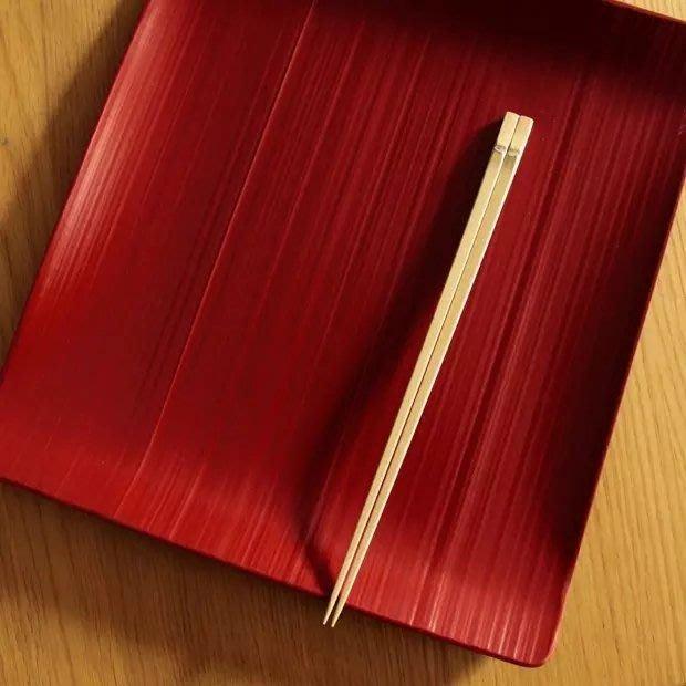 日本公長齋小菅手工天然竹制天節筷日式家用尖頭筷 (缺貨中)
