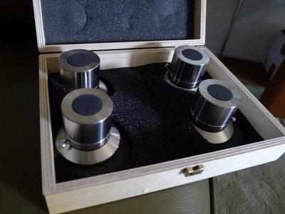 finite elemente Cerabase compact精密不銹鋼角錐墊材 現貨在庫/歡迎來電洽詢