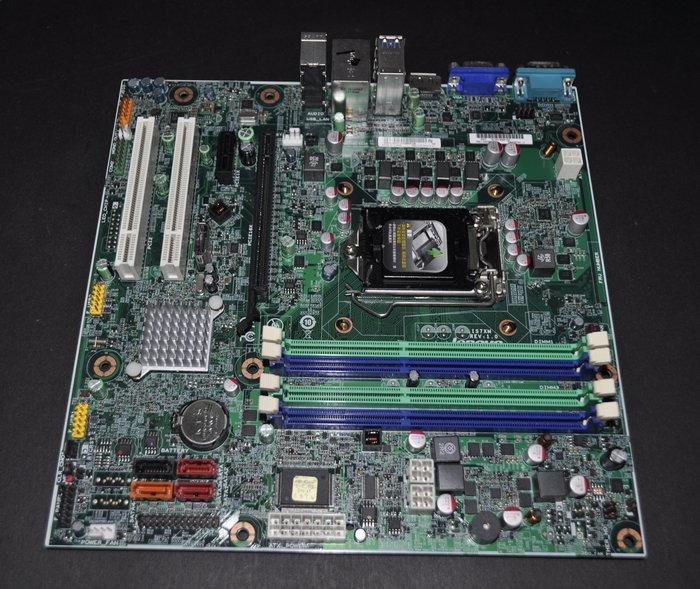 庫存新品!Lenovo 主機板 IS7XM (Mahobay) (1155 Q77 DDR3 SATA3 USB3.0)